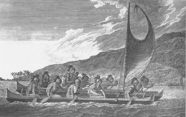 古代ポリネシア人