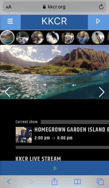 ハワイ無料ラジオ