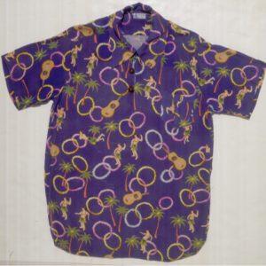 アロハシャツの起源