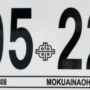 ハワイ車検レプリカの通販